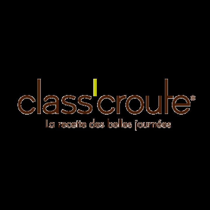 Logo class'croute un de nos partenaires de notre espace de coworking