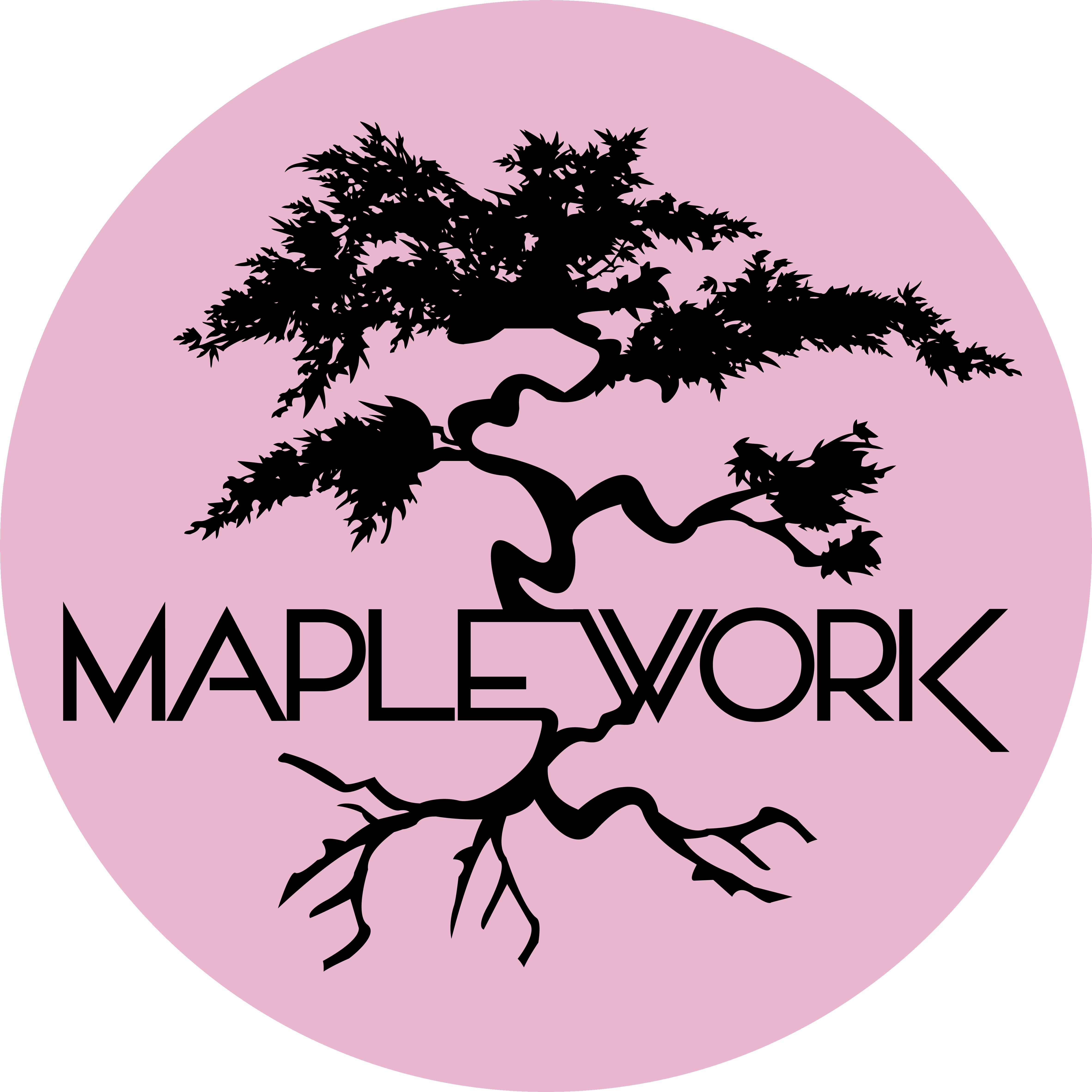 Maple work